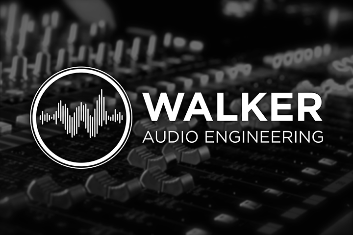 Audio Engineer Logotype